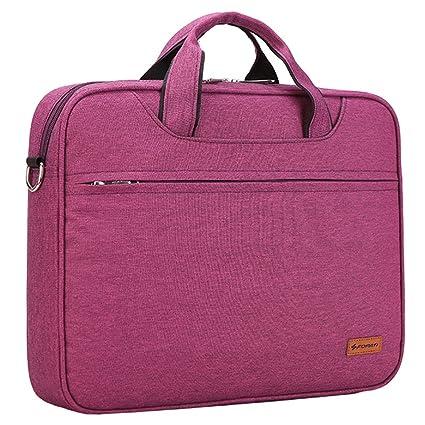 Awland maletín para portátil de 15 – 15,6 Pulgadas Portátil Ordenador Awland multifuncional Macbook