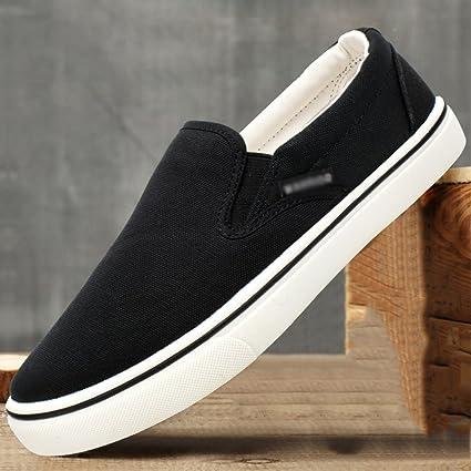 XFF Scarpe da uomo scarpe di tela estate traspirante pedali ...