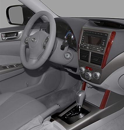 Amazon Subaru Forester Interior Wood Dash Trim Kit Set 2009