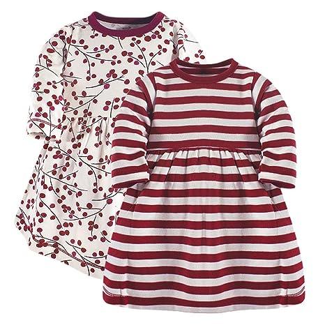 General Store - Falda de manga larga para niños, diseño de rayas y ...