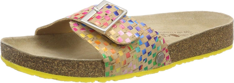 HAFLINGER Women's T-Bar Sandals