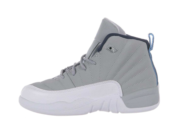 sports shoes bf393 12ae5 Amazon.com | Nike Baby Boys Jordan 12 Retro BP