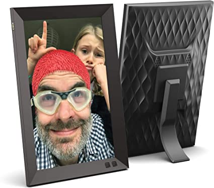 NIX 10.1 Inch Digital Picture Frame