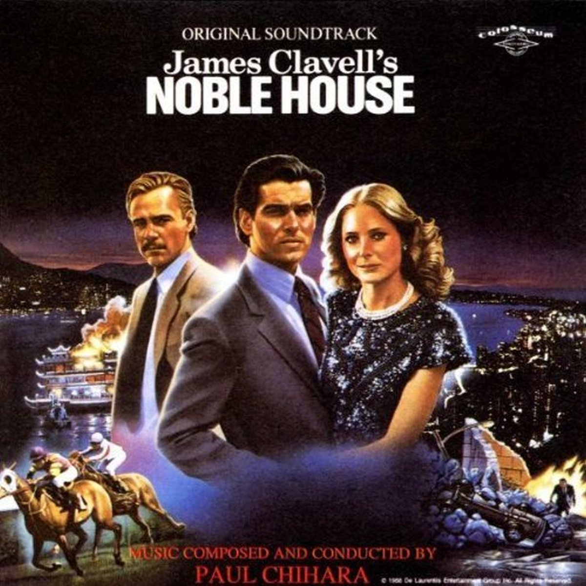 Ost: Noble House                                                                                                                                                                                                                                                    <span class=