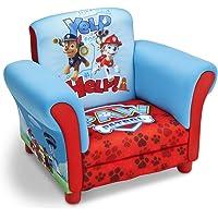 Delta Children Upholstered Chair, Paw Patrol