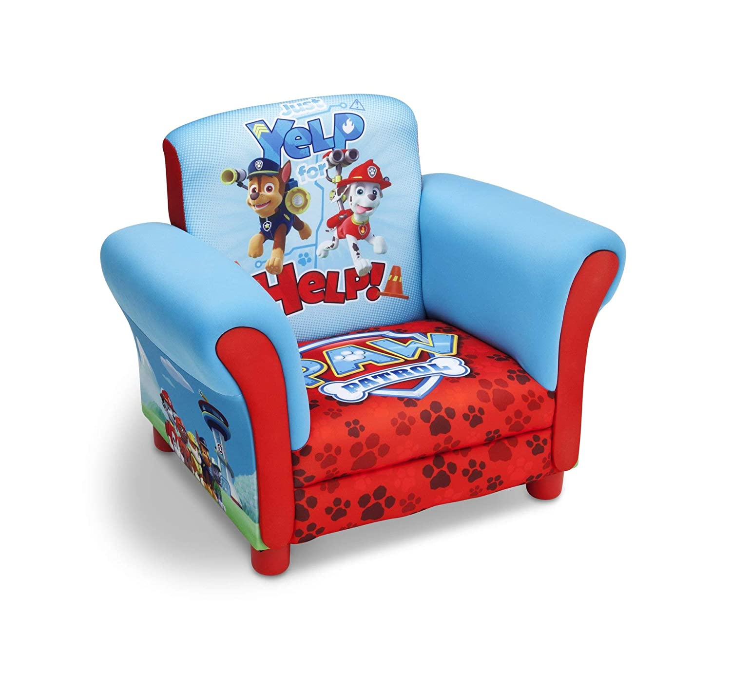 Delta Children UP85822PW - Sillón infantil, unisex