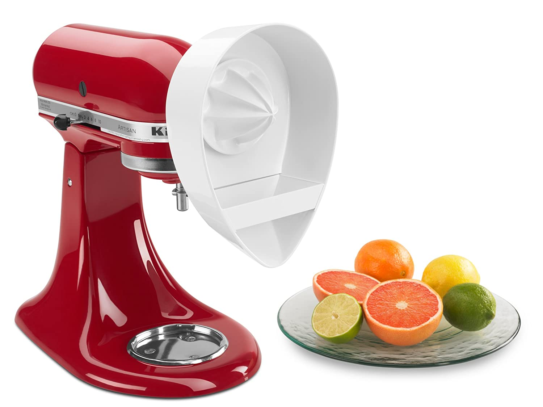 Kitchenaid Ksm75wh Classic Plus Series 4 5 Quart Tilt Head Stand Mixer White Dealsaving