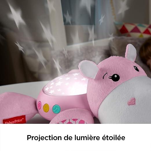 Amazon.com: Fisher-Price – Hipopótamo de chupete: Baby