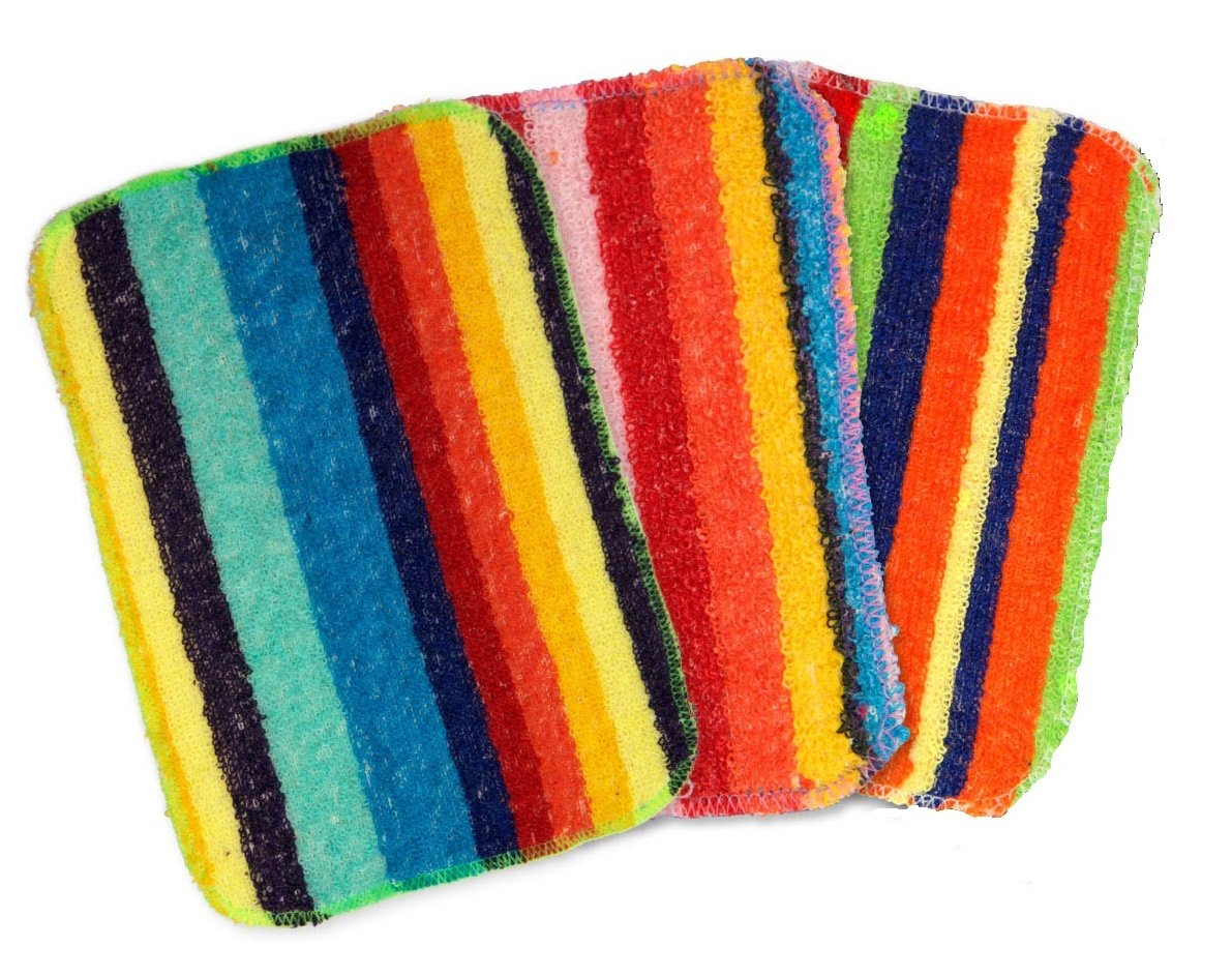 Rainbow Scrubbies 3 Regular