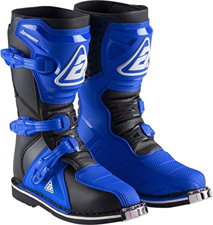 3 Blue//White Answer 2020 Youth AR1 Boots