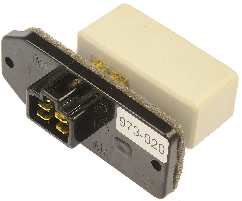 Dorman 973-020 Blower Motor Resistor for Dodge/Jeep Dorman - TECHoice DOR 973-020