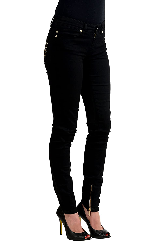 Just Cavalli Black Skinny Legs Womens Jeans US 3 IT 25