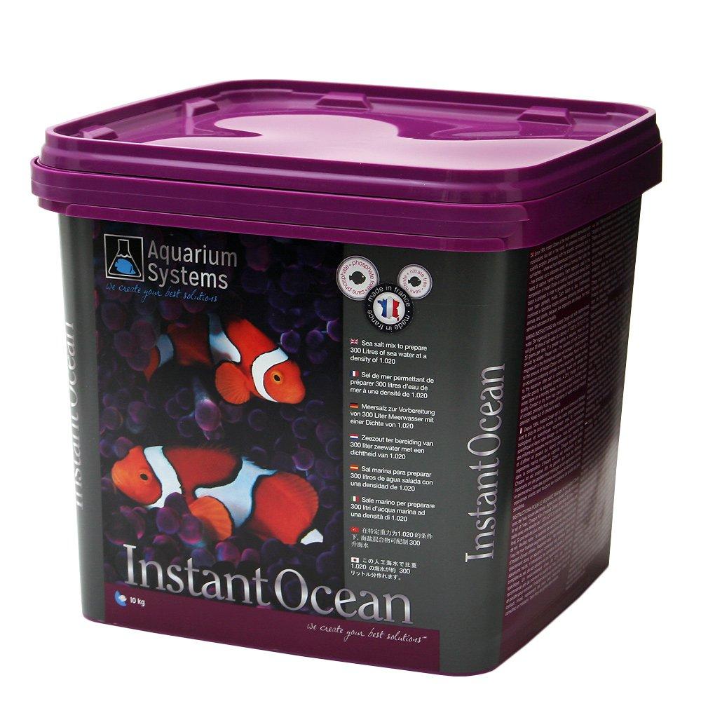 Acquario Systems Instant Ocean Sale per aquariophilie 4/kg//120/L