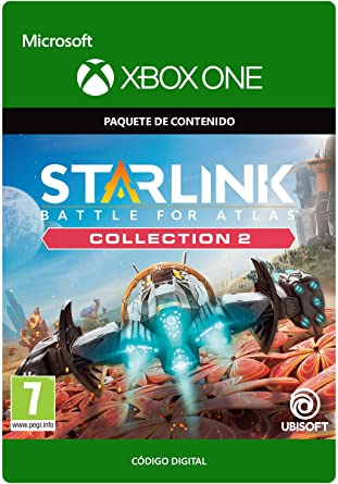 Starlink: Battle for Atlas: Collection 2 Pack | Xbox One - Download Code: Amazon.es: Videojuegos