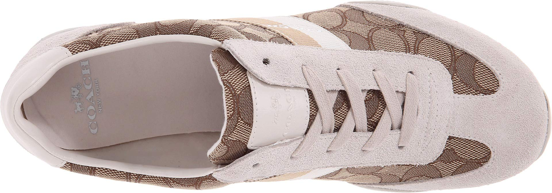 Coach Womens Kelson Low Top Lace Up Fashion Sneakers
