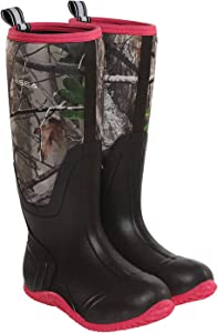 Hisea Women's Mid-Calf Rain Boots