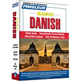 Pimsleur Danish Basic Course - Level 1 Lessons 1-10: Learn to Speak and Understand Danish with Pimsleur Language Programs