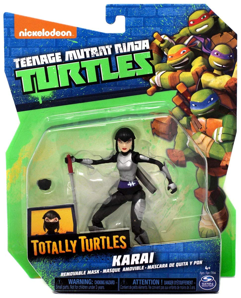 Amazon.com: Teenage Mutant Ninja Turtles Nickelodeon Totally ...