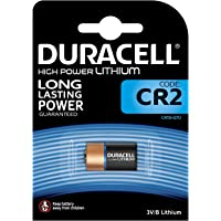 Duracell Ultra M3A 3V Camera BatteryA DLCR2