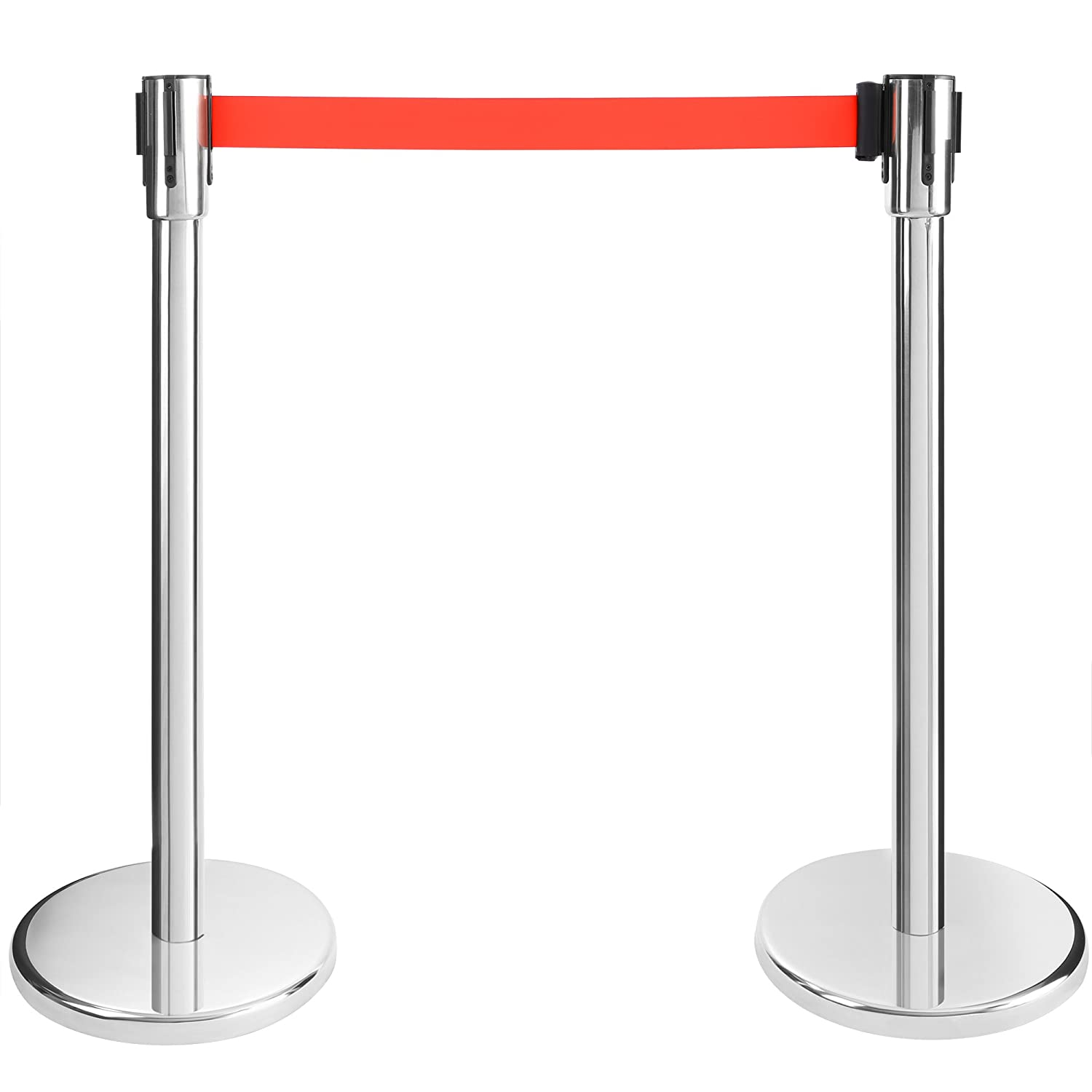 Crowd Control Barriers Airport Retractable Barrier Crowd Barriers Control Barriers Red Canbolat Vertriebs GmbH