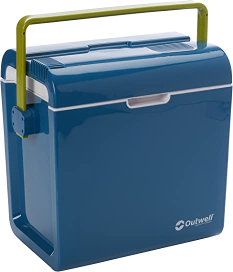 Outwell EcoCool 24L 12//240v Coolbox Dark Petrol