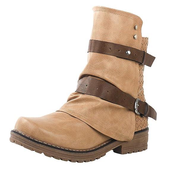 Mode Hiver Bottines Short Chaussures Femmes Bottines Automne 0k8wOXnP