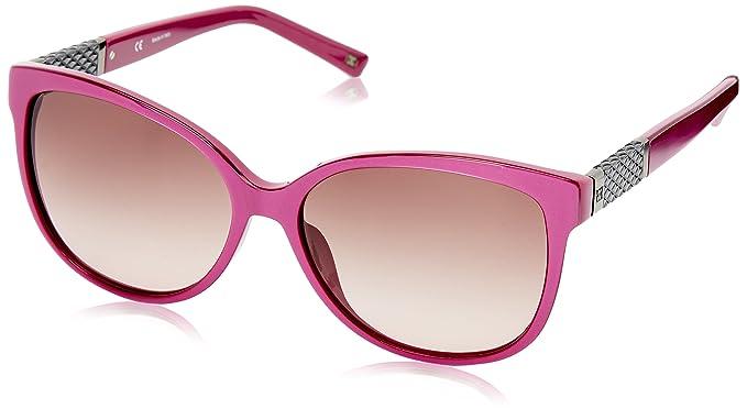 5113e9d3512 Amazon.com  Escada Sunglasses Women s SES310-0V56 Cateye Sunglasses ...