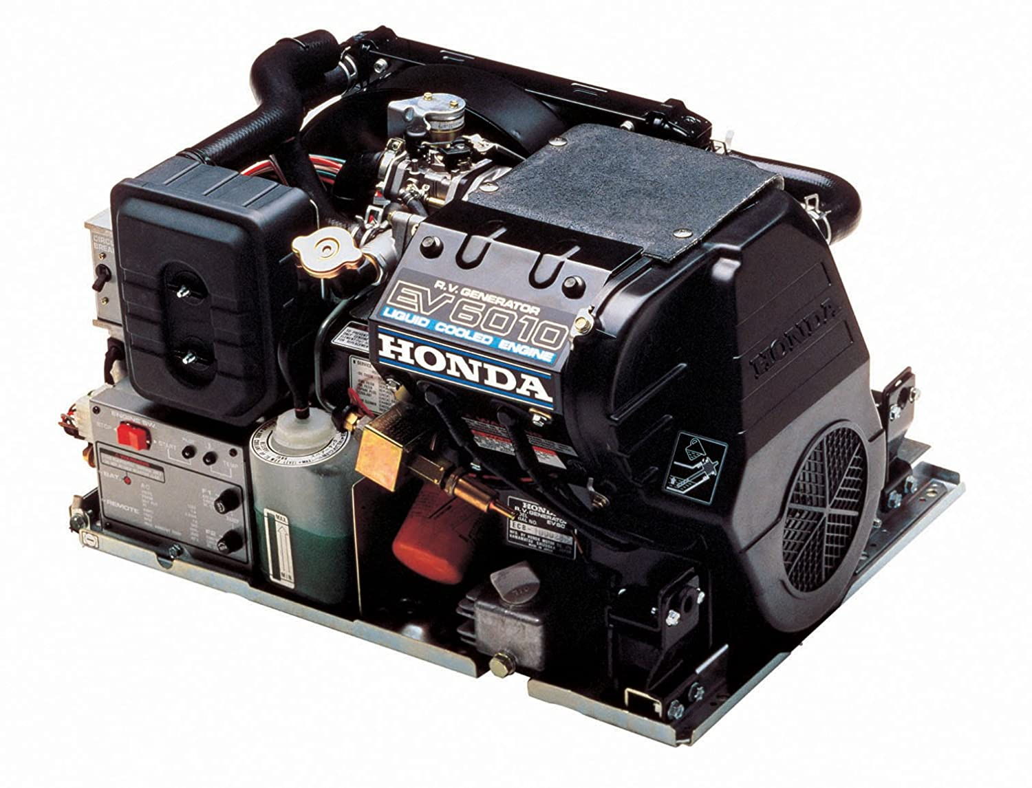Amazon.com: Honda ev4010 4000 RV Watt Generador fabricado en ...