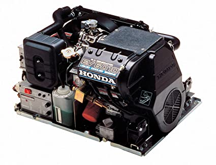 Honda EV4010 4000 RV Watt Generator Made In Japan EV 4010