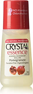 product image for Crystal Body Deodorant Roll-On Pomegranate, 2.25 oz
