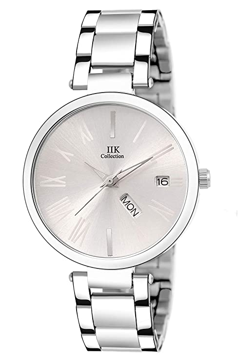 IIK COLLECTION Analogue Women's Watch  Silver Dial  Men's Watches
