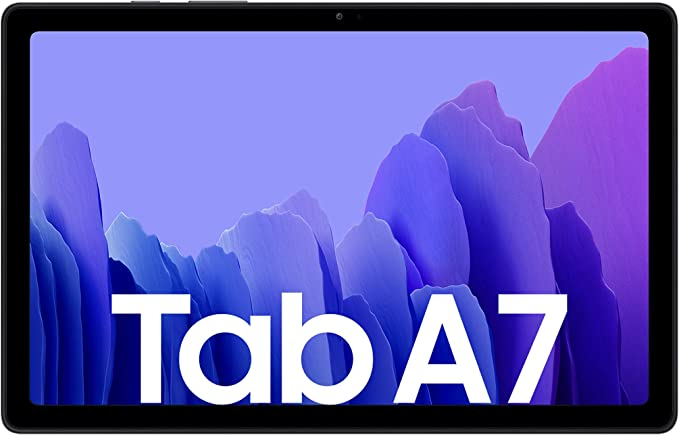 Samsung Galaxy Tab A7 Android Tablet Wifi 7 040 Mah Amazon De Computer Zubehor