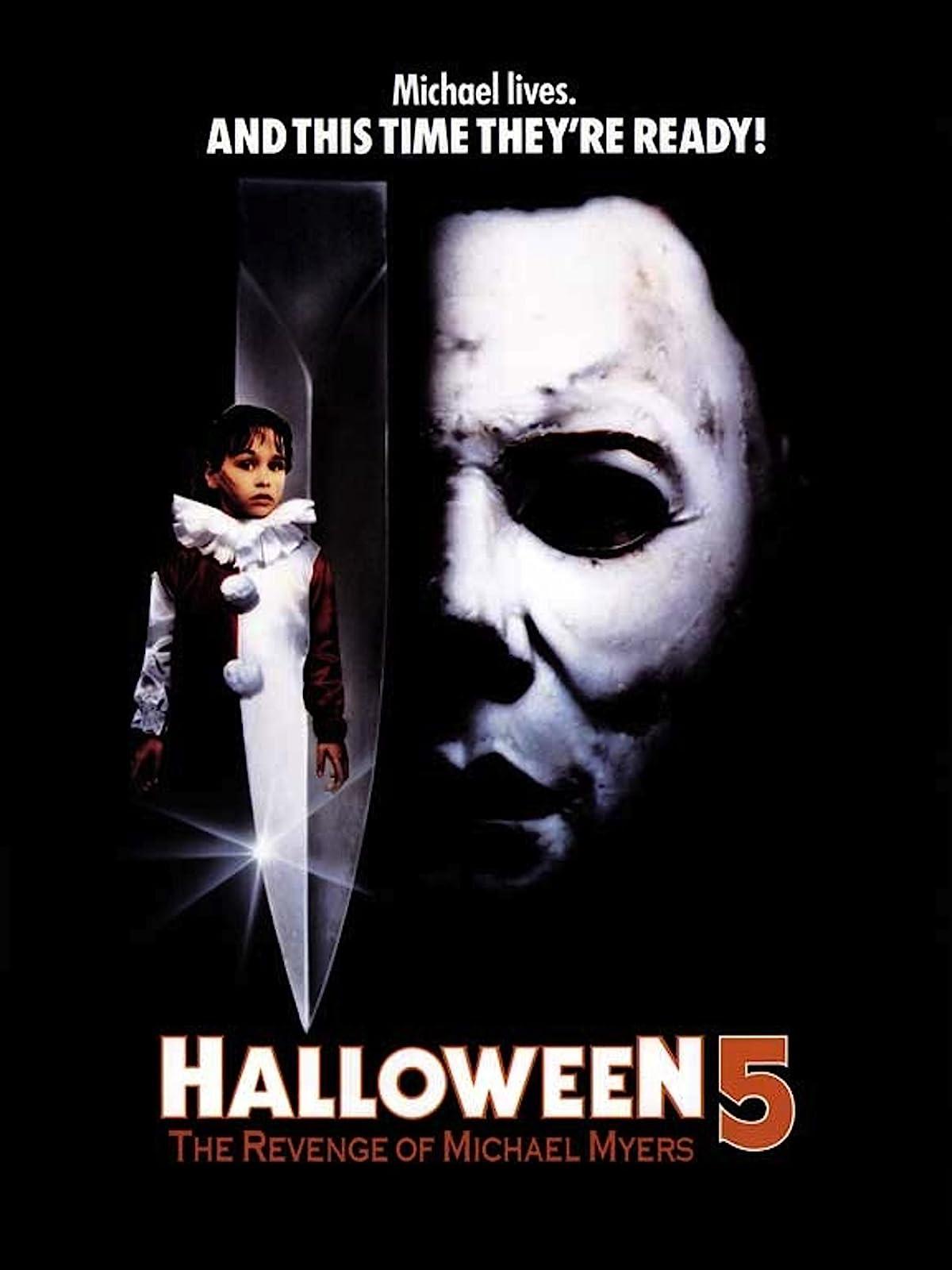 Halloween 5 Streaming Fr.Watch Halloween Prime Video