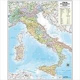 Belletti M06PP/07 Carta Geografica Murale