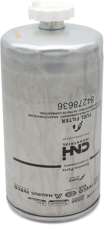 Filtro carburante per trattori New Holland CNH 84278636