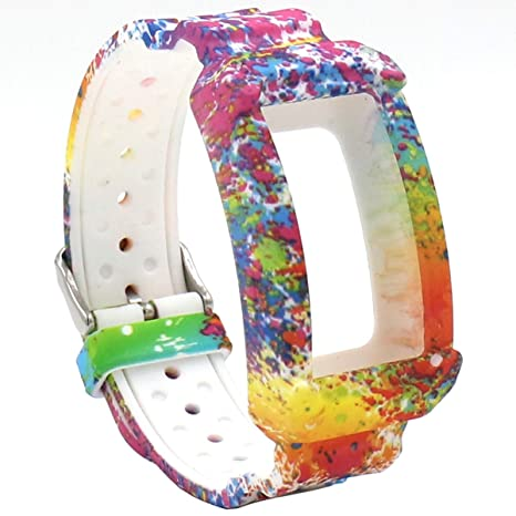 pour Samsung Gear Fit2 Pro Elespoto Replacement Band Montre Strap de Rechange Bracelet pour Samsung Gear