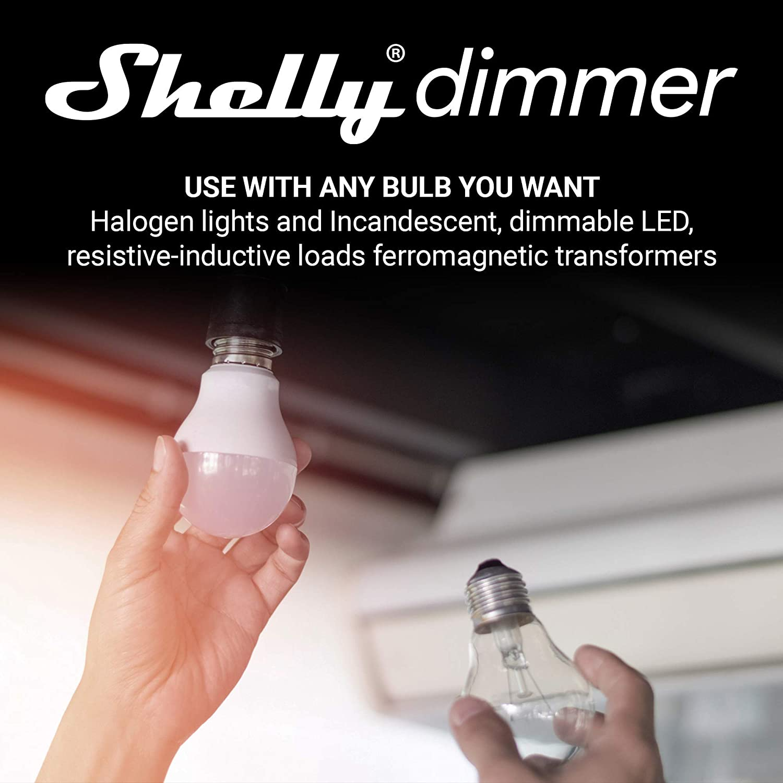 Shelly dimmer sl