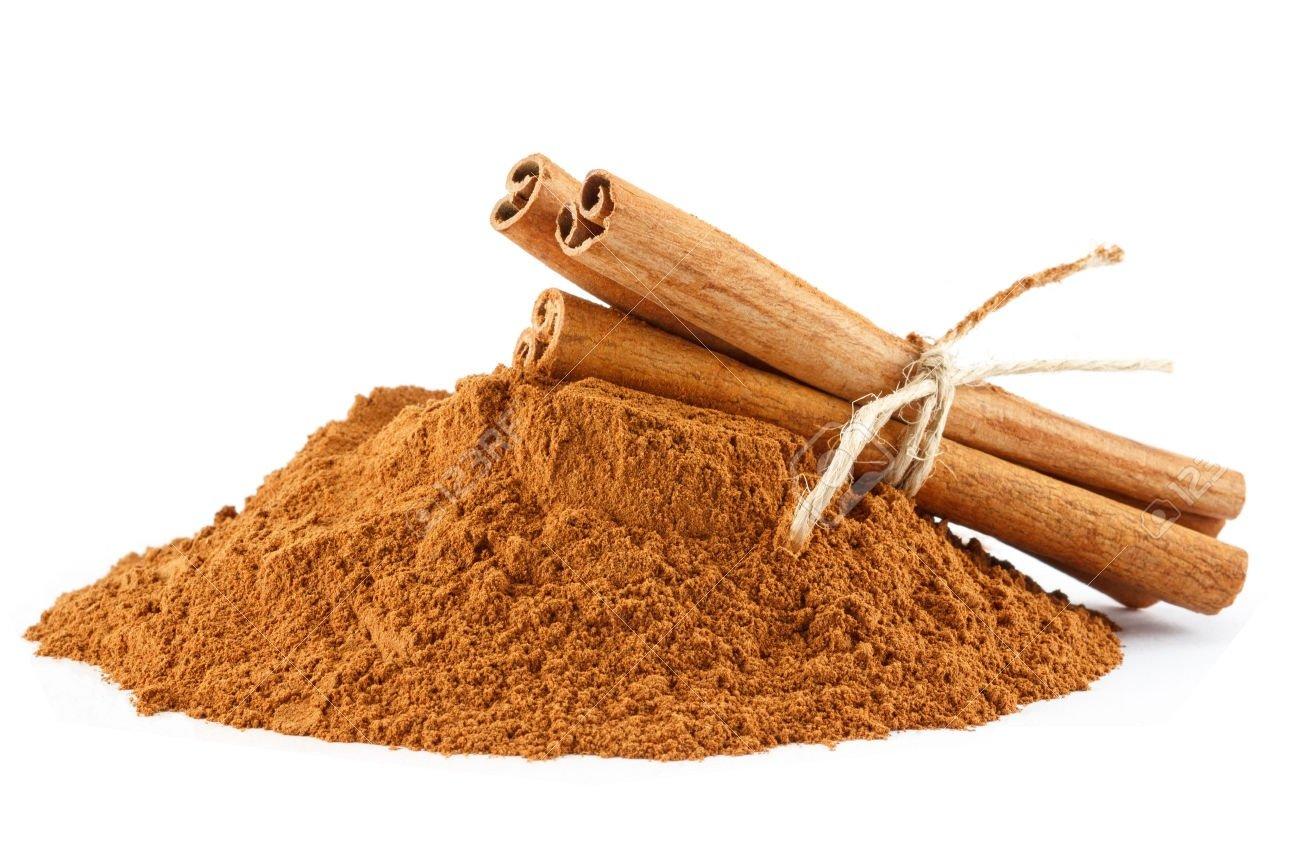 MohanStores Ceylon 100% Pure Original Sri Lankan Cinnamon Powder (2 LB [900 Grams])
