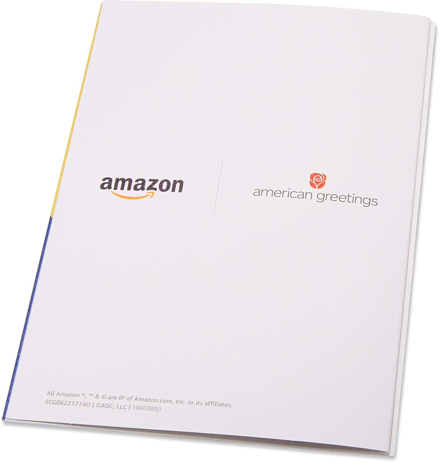 Amazon Gift Card In A Premium Greeting By American Greetings Congratulations You Did It Design Cards