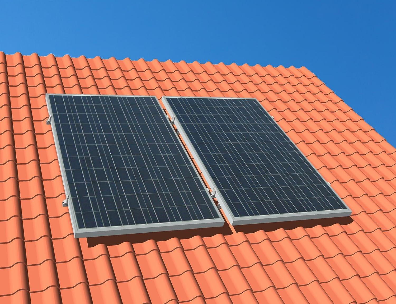 plug play solaranlage 530wp photovoltaik komplettset. Black Bedroom Furniture Sets. Home Design Ideas