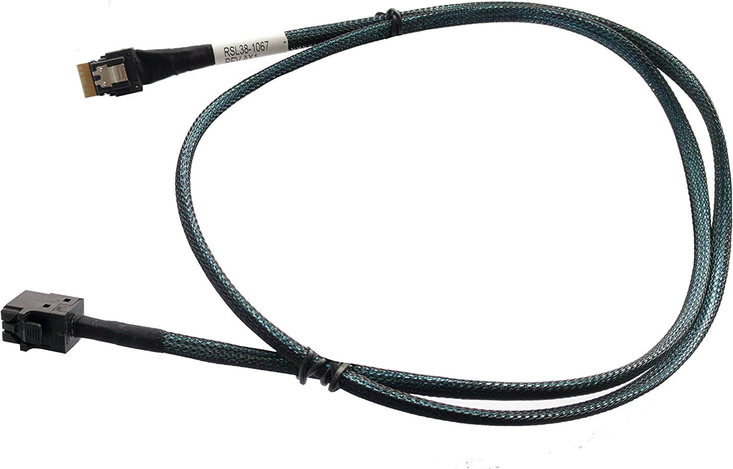 Dilinker SFF-8643 to SFF-8644 Cable 60cm HD SAS to External HD SAS Mother Port