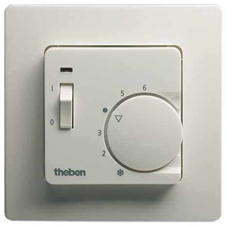 Theben 7460131 RAM 746 - Termostato completo