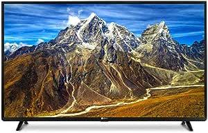 تلفزيون ليد ذكي من دانسات مقاس 45 بوصة لون اسود