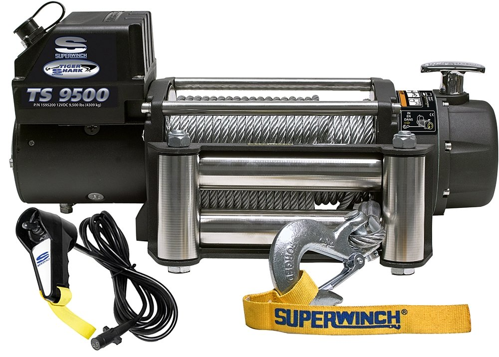 superwinch reviews terra 45 35 and 22 others in winch parison tool Superwinch LP8500 Parts superwinch tiger shark sr roller 9 500
