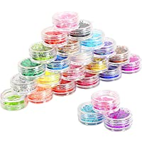 Monnstar Glitter nailart, fijne glitter glitter nailart glitter, nailart, oogschaduw, gezicht, kunsthandwerk, DIY (B)