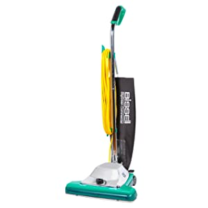Bissell BigGreen Commercial BG107-16HQS DayClean Quiet-motor system Upright Vacuum.