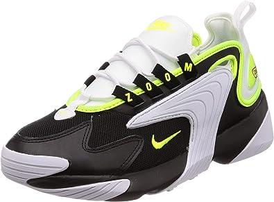 Nike Men's Zoom 2K Black/Volt/White