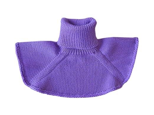 mejor selección 0f3b8 fbe11 100% Merino lana bebé niños de punto calentador de cuello ...