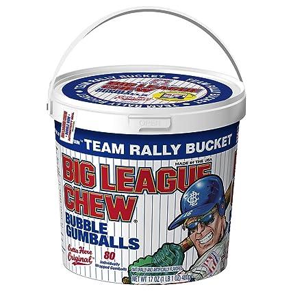 Bucket of Big League Chew