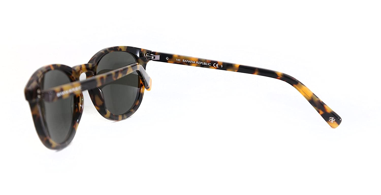8ba7486d6c9 Amazon.com  Banana Republic Johnny S Sunglasses  Clothing